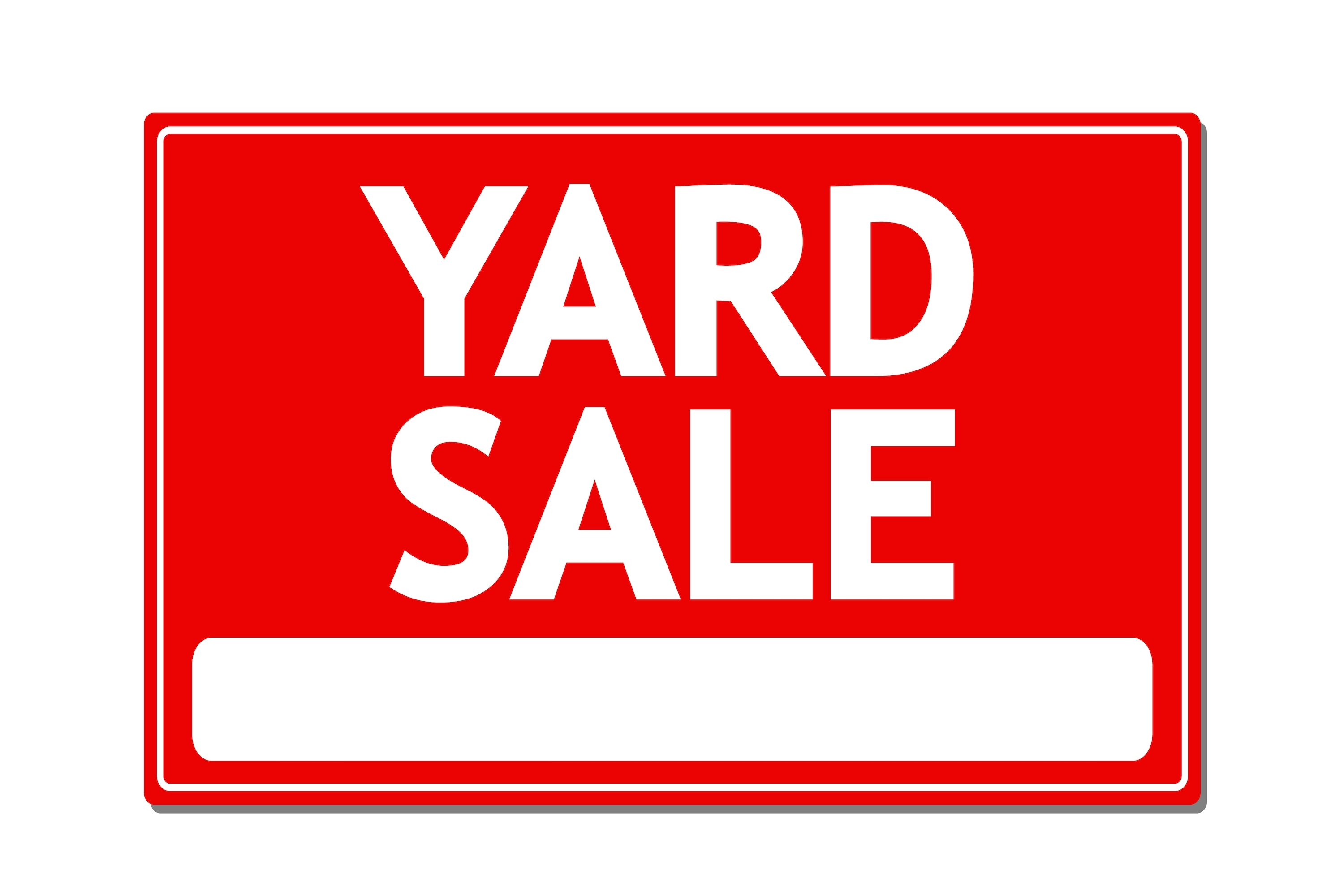 north plainfield to hold 2nd annual borough wide yard sale yard sale clip art images yard sale clip art images